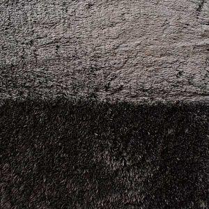 フィーノ ラグマット 130×190 チャコールグレー