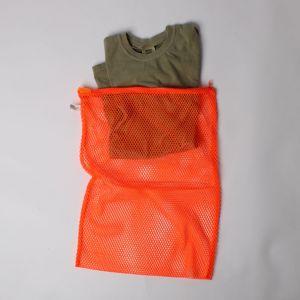 ランドリーウォッシュバッグ 40 セーフティーオレンジ