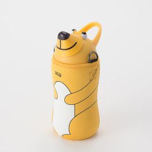 thermo mug アニマルボトル イエロー