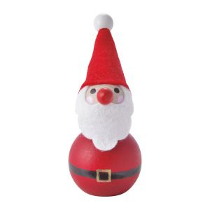 クリスマス 手のひら人形 サンタクロース