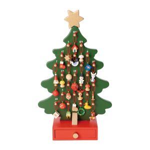 クリスマス アドベントツリー
