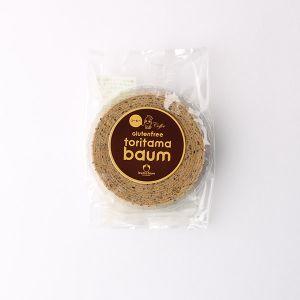 とりたまバウム コーヒー グルテンフリー