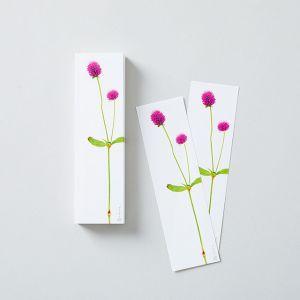 100 FlowersBlock バーネットパープル paperable/ペパラブル