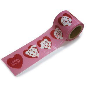OSAMU GOODS 養生テープ ピンク