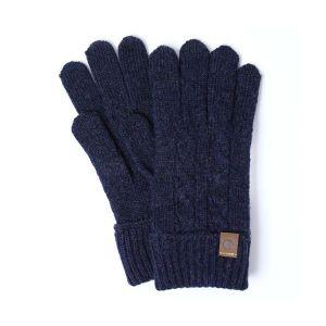iTouch Gloves ケーブル ネイビー