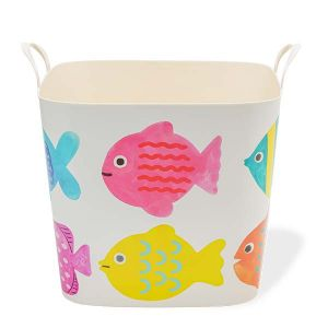 スタックストーバケット M AIUEO FISH