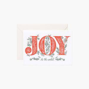 クリスマスカード ジョイプレス