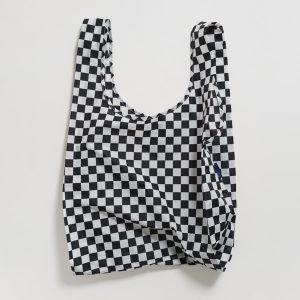BAGGU Standard Bag チェッカーチェック