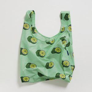 BAGGU Standard Bag ライム