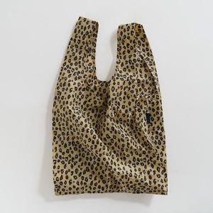 BAGGU Standard Bag ハニーレオパード