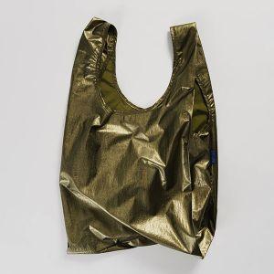 BAGGU Standard Bag メタリックブラス