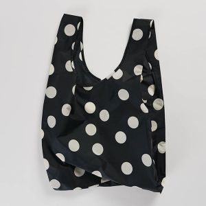 BAGGU Standard Bag ブラックドット