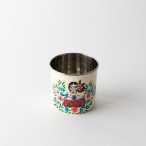 インド プランターカップ アイボリー