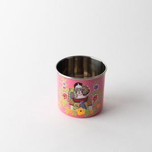 インド プランターカップ ピンク