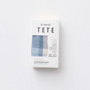& TOWELS PLAIN ライトブルー / 水布人舎