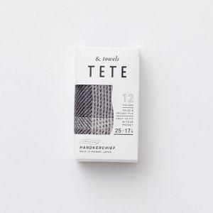 & TOWELS TWILL ブラウン / 水布人舎
