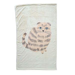 松尾ミユキ ブランケット CAT Stella
