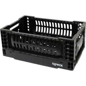 【オンライン限定】SLOWER フォールディングコンテナ バスク S ブラック