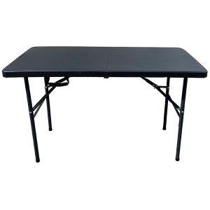 【オンライン限定】SLOWER フォールディングテーブル フォスター ブラック