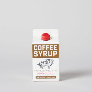 COFFEE SYRUP / IFNi ROASTING&CO.