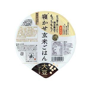 寝かせ玄米ご飯パック(大豆)