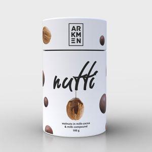 ARKMEN ウォールナッツ ミルクチョコレート ボックス