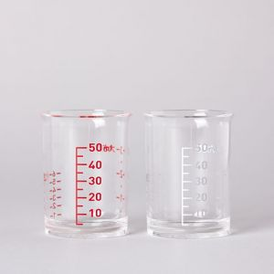 計量カップ 50ml 2個組 / SELECT 100 - KAI