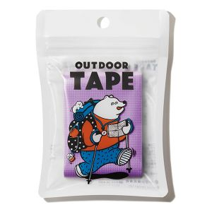 OUTDOOR TAPE パステルパープル