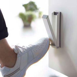 【オンライン限定】マグネット折り畳ドアストッパー スマート ホワイト