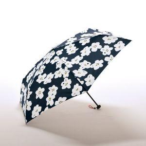 HUS. CARBON E SLIM55 Flower ブラック×ホワイト