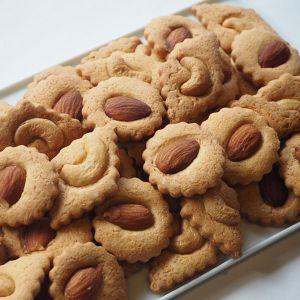遠州屋 ナッツクッキー