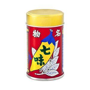 七味唐からし缶