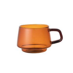 SEPIAカップ 270ml アンバー