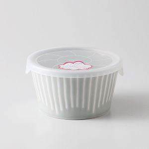 花ふわり ノンラップ鉢 小 グレー