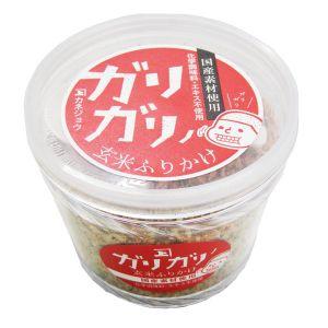 ガリガリノ玄米ふりかけカップ