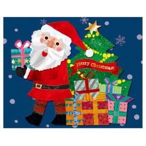 コロボックルクリスマスカード プレゼント