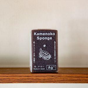 亀の子スポンジ コーヒー