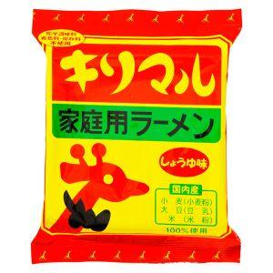 キリマルラーメン 1食詰 しょうゆ味