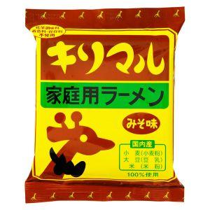 キリマルラーメン 1食詰 みそ味