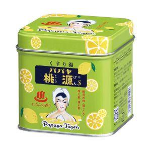 パパヤ桃源 入浴剤 レモン