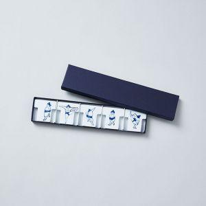 【GIFT SET】 おすもうさん箸置きセット