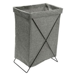 マルチ収納ボックス 縦型 グレー
