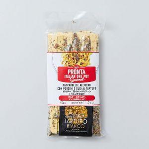 ポルチーノ茸のパッパルデッレ La Pronta/ラ・プロンタ