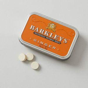 BARKLEYS/バークレイズ クラシックミント ジンジャー味