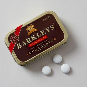 BARKLEYS/バークレイズ チョコレート(ペパーミント)