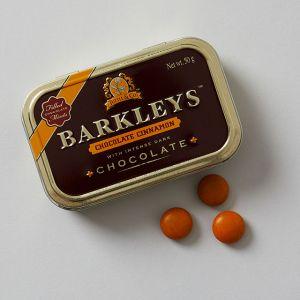 BARKLEYS/バークレイズ チョコレート(シナモン)
