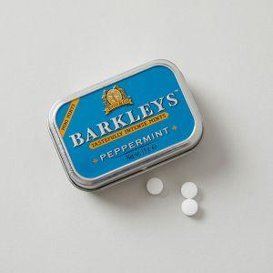 BARKLEYS/バークレイズ クラシックミント ペパーミント味