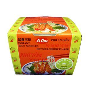 A-One インスタントカップ麺 ベトナムフォー ピリ辛エビ