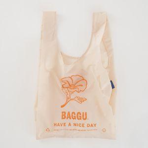 BAGGU Standard Bag Thank Youポピー