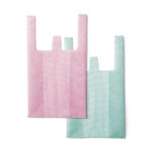 CONVENI BAG / コンビニバッグ ピンク×ミント